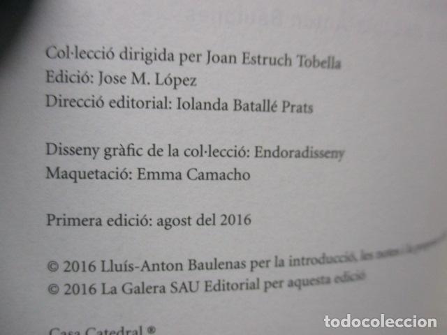 Libros de segunda mano: TERRA BAIXA - ANGEL GUIMERA - Foto 7 - 213445578