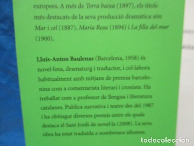 Libros de segunda mano: TERRA BAIXA - ANGEL GUIMERA - Foto 12 - 213445578