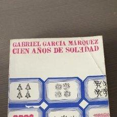 Libros de segunda mano: GABRIEL GARCIA MARQUEZ. CIEN AÑOS DE SOLEDAD. EDITORIAL SUDAMERICANA.1968. Lote 200136958