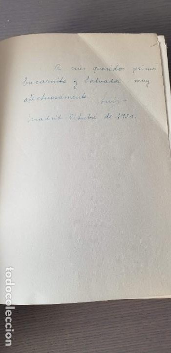 Libros de segunda mano: El laberinto de don Juan y otros ensayos. Luis Gutiérrez Villasante. 1a edición y dedicatoria - Foto 2 - 200141411