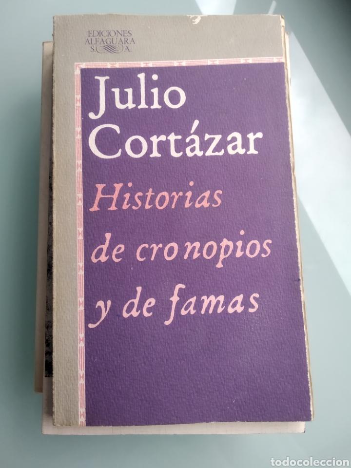 JULIO CORTAZAR - HISTORIAS DE CRONOPIOS Y FAMAS (Libros de Segunda Mano (posteriores a 1936) - Literatura - Narrativa - Otros)
