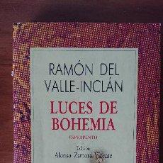 Libros de segunda mano: LUCES DE BOHEMIA – ESPERPENTO - RAMÓN DEL VALLE-INCLÁ – ESPASA CALPRE – COLECCIÓN AUSTRAL. Lote 201673626