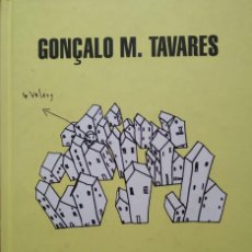 Libros de segunda mano: EL SEÑOR VALERY --- GONÇALO M. TAVARES. Lote 202078640