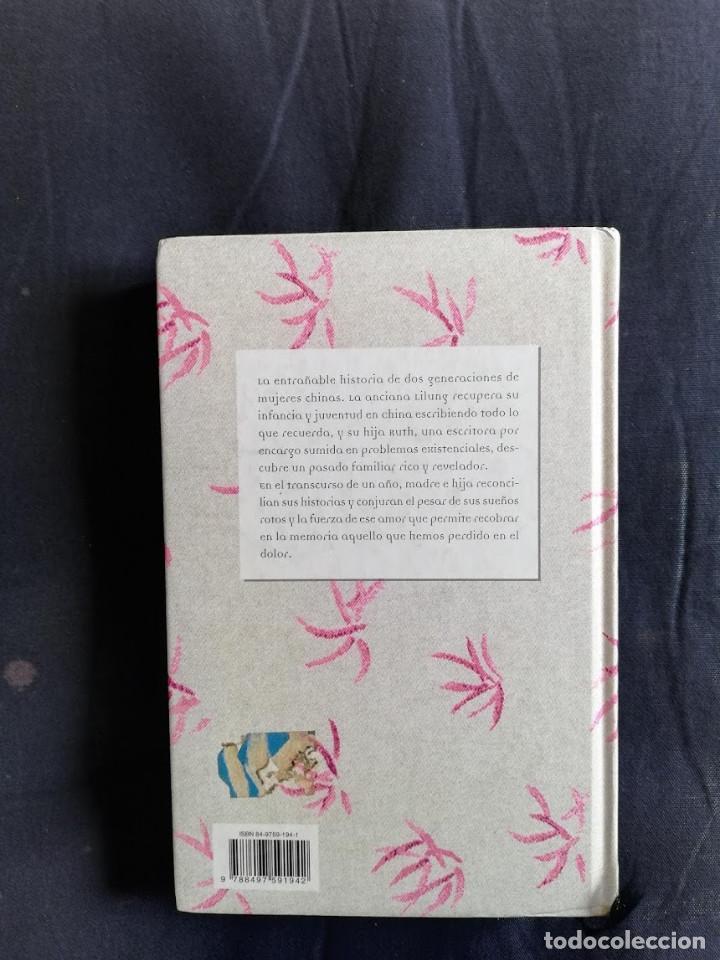 Libros de segunda mano: La hija del curandero - Amy Tan - Foto 2 - 202365123