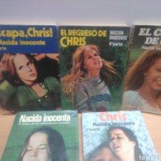 Libros de segunda mano: NACIDA INOCENTE. 1,2,3,4 Y 5 PARTE.. Lote 202859746
