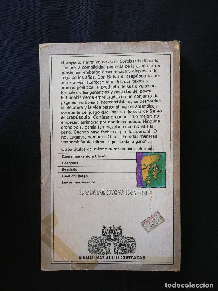 Libros de segunda mano: Salvo el crepúsculo - Julio Cortázar - Foto 2 - 202865736