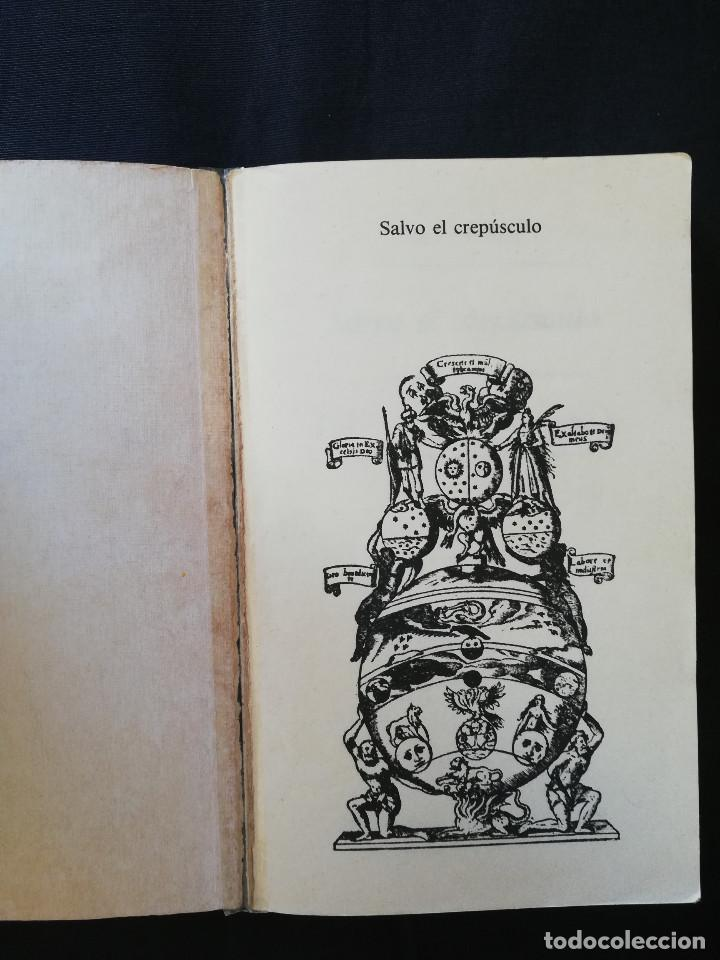 Libros de segunda mano: Salvo el crepúsculo - Julio Cortázar - Foto 3 - 202865736