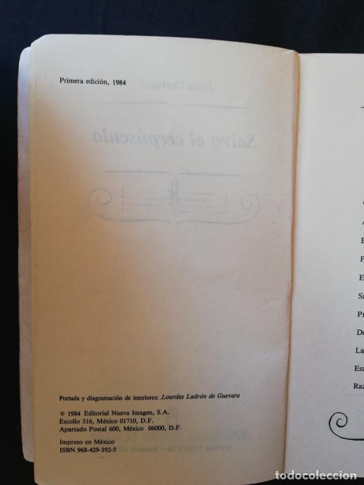 Libros de segunda mano: Salvo el crepúsculo - Julio Cortázar - Foto 4 - 202865736
