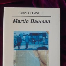Libros de segunda mano: MARTIN BAUMAN - DAVID LEAVITT - ANAGRAMA 2001. Lote 202967703