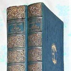 Libros de segunda mano: OBRAS COMPLETAS DE RICARDO LEON (DOS TOMOS). Lote 203423858