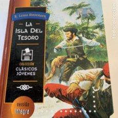 Libros de segunda mano: LA ISLA DEL TESORO. Lote 203974037