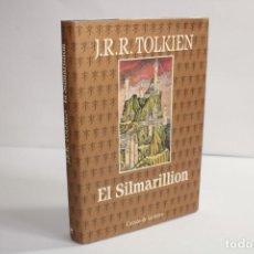 Libros de segunda mano: EL SILMARILLION / J.R.R.TOLKIEN / CIRCULO DE LECTORES 1991. Lote 204120702