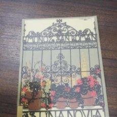 Libros de segunda mano: ES UNA NOVIA SEVILLA. JOSE MUÑOZ SAN ROMAN. EDICION FACSIMIL. 2002.. Lote 204244330