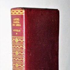 Libros de segunda mano: NOVELAS. DE ANGEL MARÍA DE LERA. TOMO I. Lote 204538628