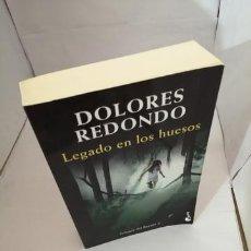 Livros em segunda mão: TRILOGIA DEL BAZTAN II: LEGADO EN LOS HUESOS. Lote 220434846