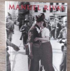 Libros de segunda mano: EL LÁPIZ DEL CARPINTERO ** MANUEL RIVAS. Lote 204849753