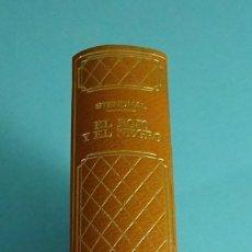 Libros de segunda mano: STENDHAL. EL ROJO Y EL NEGRO. EDICIÓN DE AUGUSTO ESCARPIZO. EDITORIAL LORENZANA 1970. Lote 205071467