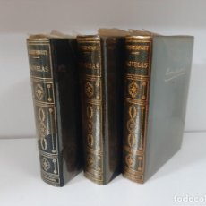 Libros de segunda mano: PIERRE BENOIR, NOVELAS, TRES VOLUMENES, NARRATIVA / NARRATIVE, EDITORIAL PLANETA, 1971. Lote 205107388