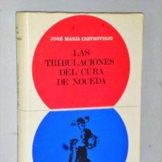 Libros de segunda mano: LAS TRIBULACIONES DEL CURA DE NOCEDA. Lote 205138757