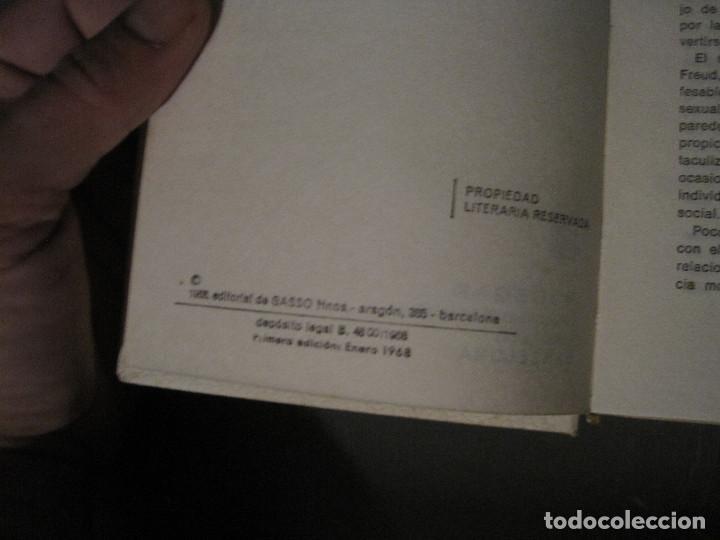 Libros de segunda mano: El libro de la vida sexual. Gasso 1969 - Foto 2 - 205343278