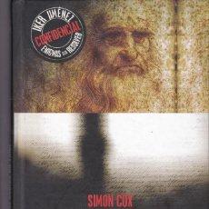 Libros de segunda mano: DICCIONARIO DEL CODIGO DA VINCI DE SIMON COX CON CD. Lote 205354333