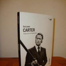 Livros em segunda mão: CARTER - TED LEWIS - SAJALÍN, MUY BUEN ESTADO. Lote 205464812