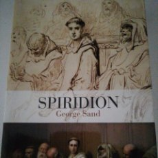 Libros de segunda mano: SPIRIDION. Lote 205471072
