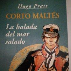 Libros de segunda mano: LA BALADA DEL MAR SALADO. Lote 205526837