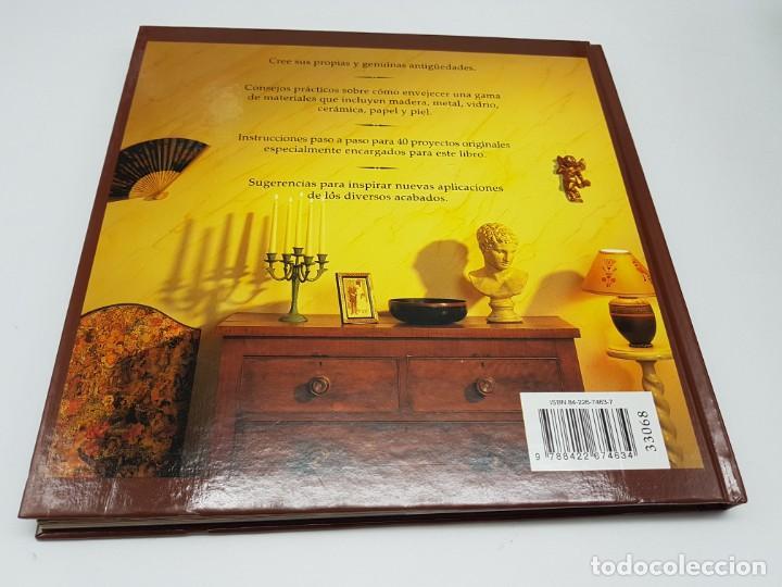 Libros de segunda mano: CREAR ANTIGUEDADES ( PETER KNOTT ) - Foto 3 - 205588853