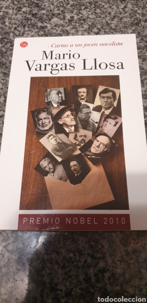 CARTAS A UN JOVEN NOVELISTA . MARIO VARGAS LLOSA (Libros de Segunda Mano (posteriores a 1936) - Literatura - Narrativa - Otros)