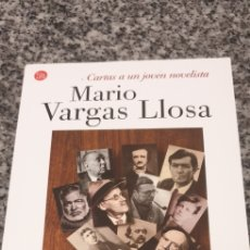 Libros de segunda mano: CARTAS A UN JOVEN NOVELISTA . MARIO VARGAS LLOSA. Lote 205592107
