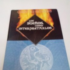 Libros de segunda mano: LOS SUEÑOS COMO INTERPRETARLOS M. MACHELLI. EST2B4. Lote 206122311