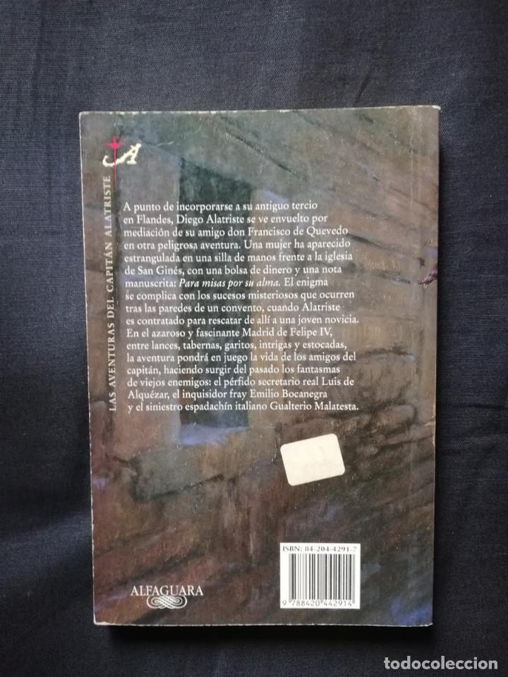 Libros de segunda mano: LIMPIEZA DE SANGRE - ARTURO PÉREZ REVERTE - Foto 2 - 206180586