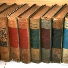 Libros de segunda mano: LOTE DE 10 LIBROS DE LA BIBLIOTECA DE SELECCIONES DEL READER'S DIGEST, NOVELAS EDITADAS EN LA HABANA. Lote 190361478