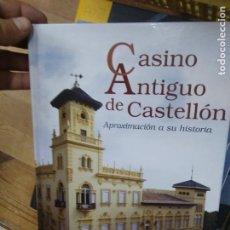 Libros de segunda mano: CASINO ANTIGUO DE CASTELLÓN, OTOÑO 2003. ART.548-400. Lote 206207305