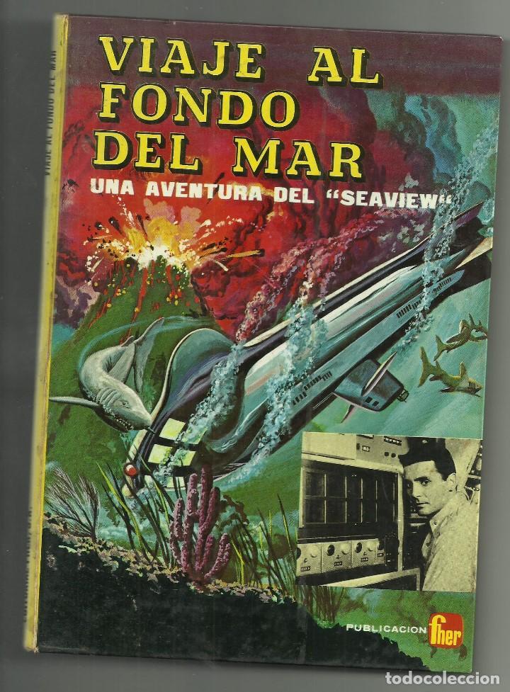 VIAJE AL FONDO DEL MAR, EDITORIAL FHER,1966 (Libros de Segunda Mano (posteriores a 1936) - Literatura - Narrativa - Otros)