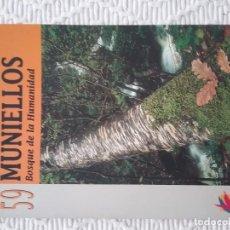 Libros de segunda mano: MUNIELLOS. ASTURIAS.. Lote 206235480