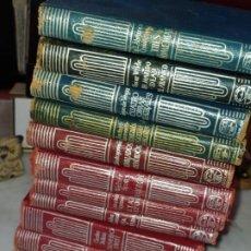 Libros de segunda mano: 12 LIBROS COLECCIÓN CRISOL DE EDITORIAL AGUILAR. Lote 206491233