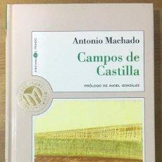 Libros de segunda mano: CAMPOS DE CASTILLA - ANTONIO MACHADO. Lote 206576406