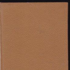 Libros de segunda mano: ¡ECHATE UN PULSO, HEMINGWAY! - FRANCISCO CANDEL - EDICIONES MARTE 1966. Lote 206802816
