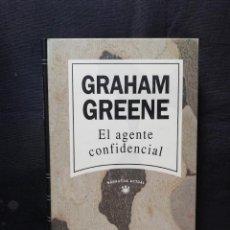 Libros de segunda mano: EL AGENTE CONFIDENCIAL - GRAHAM GREENE. Lote 206813887