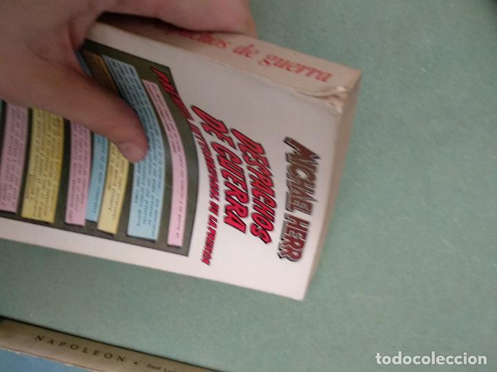 Libros de segunda mano: DESPACHOS DE GUERRA - MICHAEL HERR - Foto 2 - 206828568