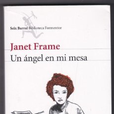 Libros de segunda mano: UN ÁNGEL EN MI MESA - JANET FRAME. Lote 206872753