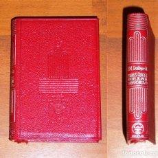 Libros de segunda mano: DOSTOYEVSKI, FIODOR MIJAILOVICH. POBRES GENTES ; NOCHES BLANCAS... (CRISOL ; 95). Lote 206883653