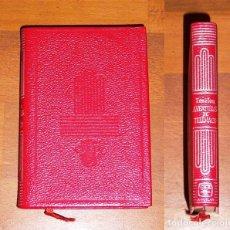 Libros de segunda mano: FENELON, FRANÇOIS DE SALIGNAC DE LA MOTHE. LAS AVENTURAS DE TELÉMACO (CRISOL ; 88). Lote 206883951