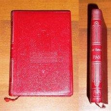 Libros de segunda mano: HAMSUN, KNUT. PAN (CRISOL ; 318) / TRADUCCIÓN POR A. HERNÁNDEZ CATÁ. Lote 206884321
