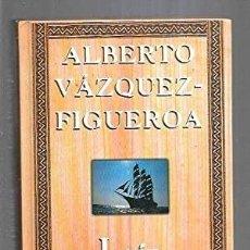 Libros de segunda mano: LEÓN BOCANEGRA. ALBERTO VÁZQUEZ FIGUEROA. Lote 206928855