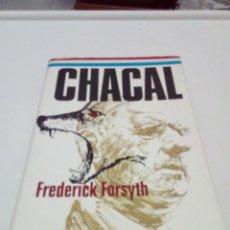 Libros de segunda mano: CHACAL. FREDERICK FORSYTH. EST23B1. Lote 206930547
