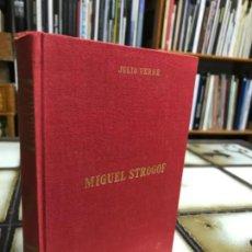 Libros de segunda mano: MIGUEL STROGOF. JULIO VERNE PEDIDO MÍNIMO 5€. Lote 206950435