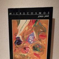 Libros de segunda mano: LIBRO - MICROCOSMOS - VARIOS - JORDI JANE - AÑO 1988 - EN CATALAN. Lote 207045156